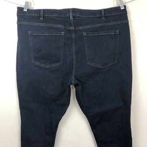 Lane Bryant Women's Skinny Jeans size 26 Short 26S